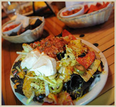Lakeview Loaded Nachos